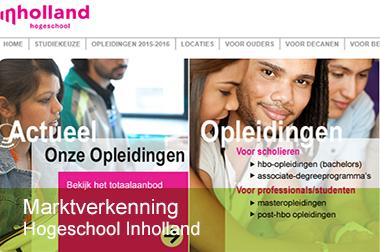 Marktverkenning-Hogeschool-Inholland